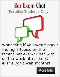 Bar Exam Chat